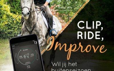 Advertisement Magazine Paard & Sport, March 2018