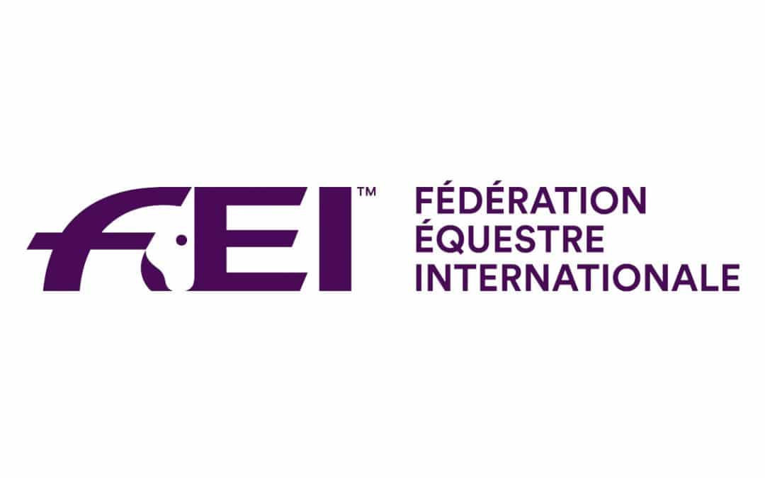 FEI and Equestic announce partnership in study on competition horses